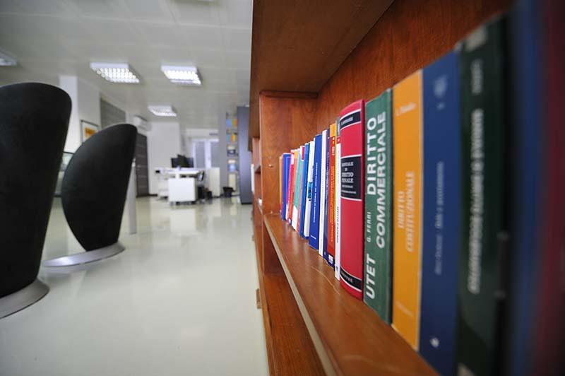 Francesco Capoccia Biblioteca